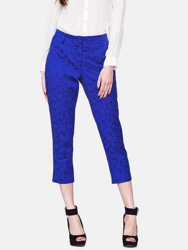 Definitions Jacquard Trousers