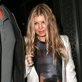 Fergie After Giving Birth