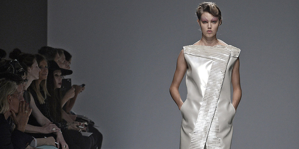 Gareth Pugh Spring 2014: Where's Lady Gaga When You Need Her?