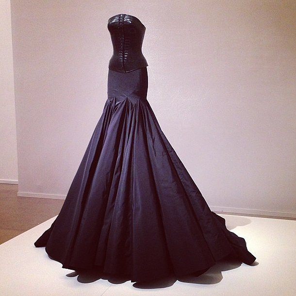 It's an Alaïa! Source: Instagram user barneysnyofficial