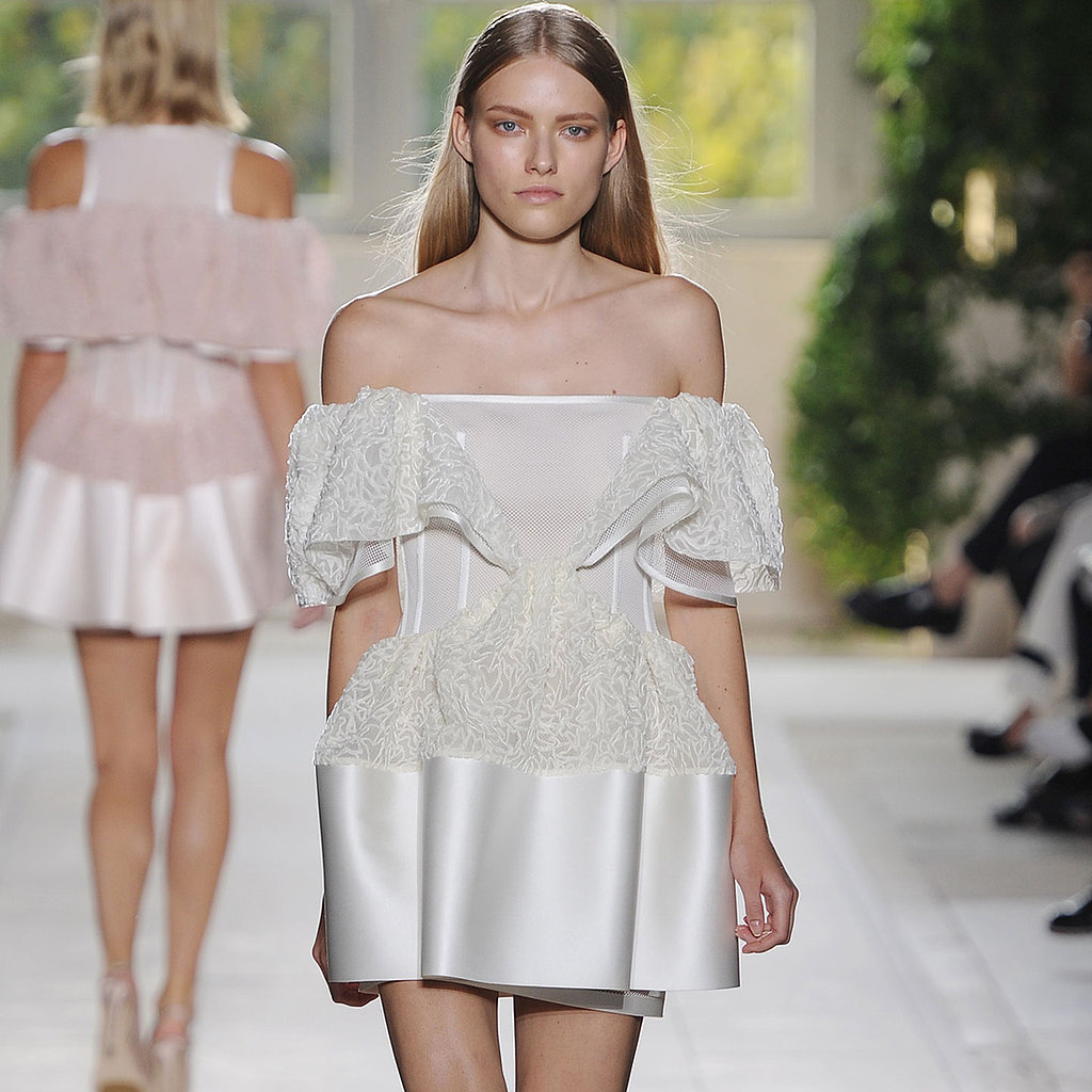 Balenciaga Spring 2014: Second Time's a Charm