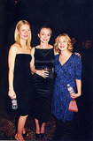 In a truly nostalgic '90s moment, Gwyneth Paltrow posed with Heather Graham and Drew Barrymore at the ShoWest Awards in Las Vegas back in September 1998.