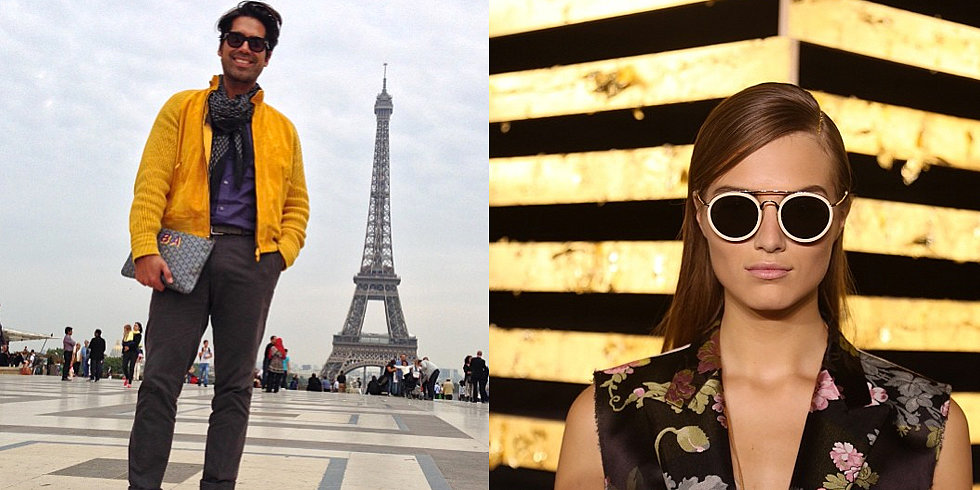 Bonjour Paris: Fashion Week's Most Stylish Instagrams