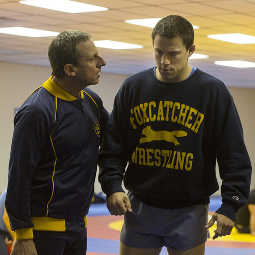 Foxcatcher Trailer With Steve Carell and Channing Tatum