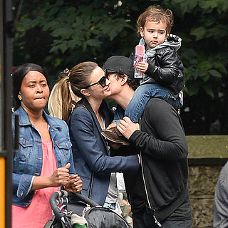Pictures Of Orlando Bloom, Miranda Kerr And Flynn Bloom