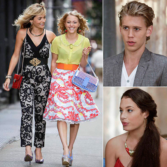Meet Young Samantha Jones in The Carrie Diaries' Season Premiere Pics