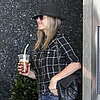 Jennifer Aniston Leaving a Day Spa in LA