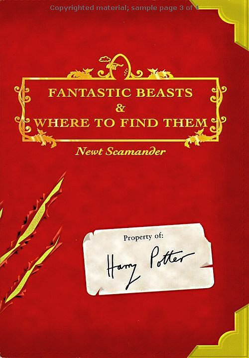 Most Exciting News: The Harry Potter Spinoff