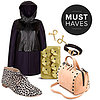 Fall Fashion Shopping Guide | October 2013