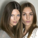 Chloe Spring 2014 Hair and Makeup | Pictures