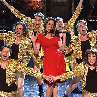 Tina Fey Hosts Season Premiere of SNL