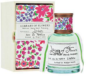 Library of Flowers Linden Eau De Parfum