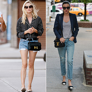 Celebrity Trend Cross-Body Bags