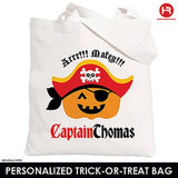 Pirate Treat Bag