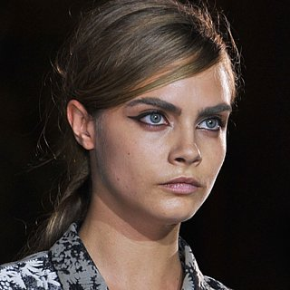 Stella McCartney Spring 2014 Hair and Makeup | Runway