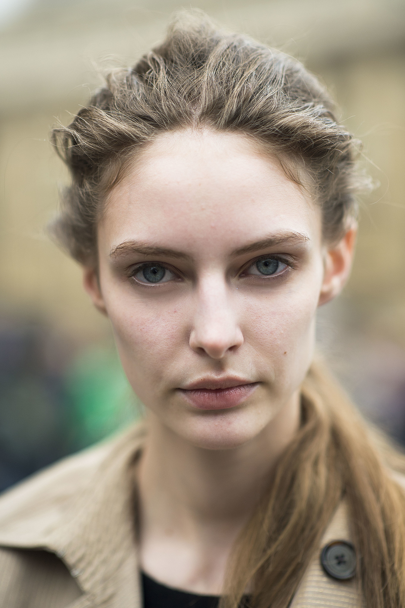 Matted hair has made its way to the ponytail. Source: Le 21ème | Adam Katz Sinding
