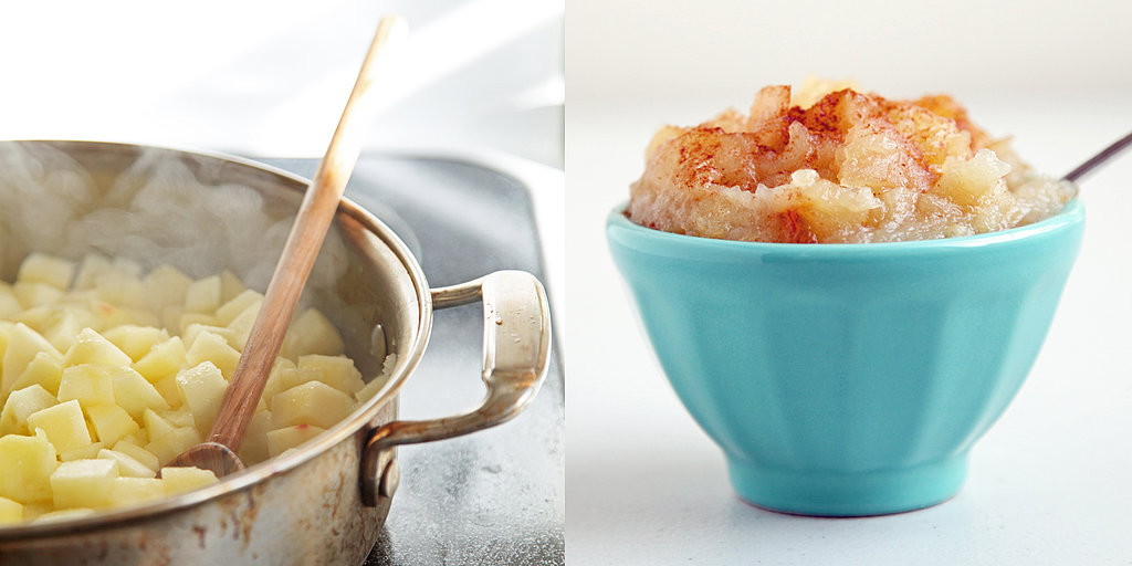 Celebrate the Season With Robust Roasted Applesauce