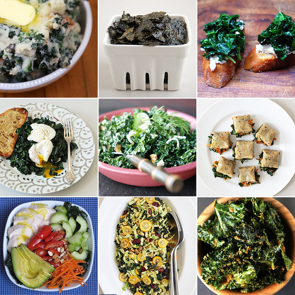 18 Inventive Ways to Get Your Kale Fix