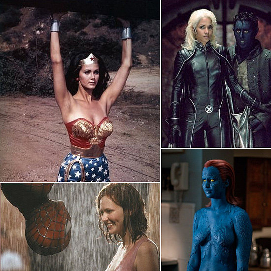Comic Book and Graphic Novel Costume Inspiration