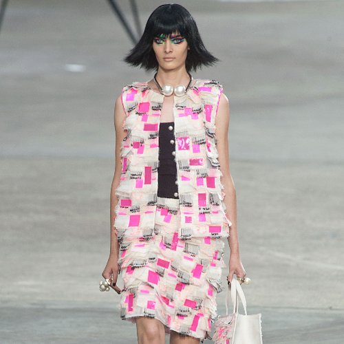 Chanel Spring 2014 Runway Show | Paris Fashion Week