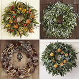 It's Finally Wreath Season! 11 of Our Favorites