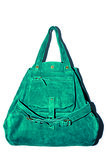 The Large Billy Bag in emerald goatskin Photo courtesy of Jerome Dreyfuss