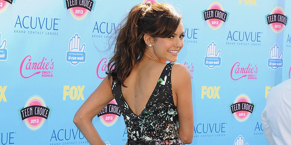 Nina Dobrev's Secret to a Bikini Body All Year Long