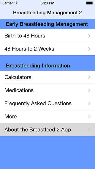 Breastfeeding Management 2