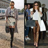 "Miranda Kerr ""Goes Balmainiac"" During a Designer Shopping Spree"