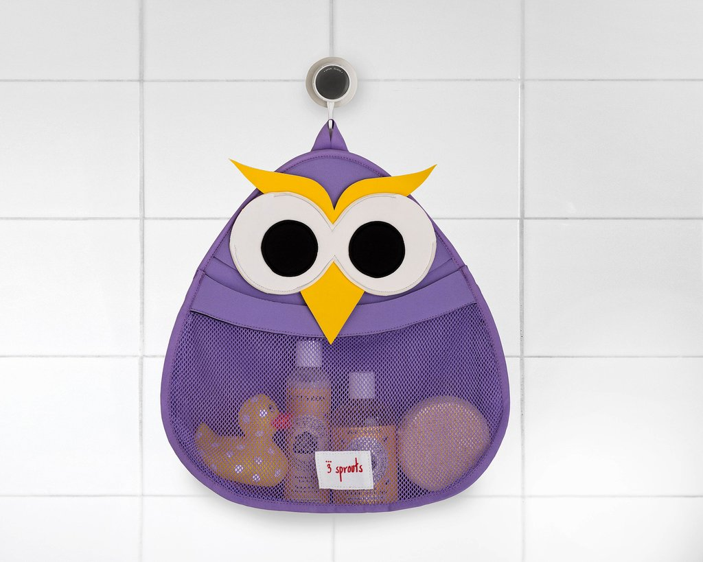 The Cutest Bath Toy Storage