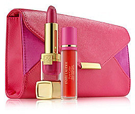 Estee Lauder Evelyn Lauder and Elizabeth Hurley Dream Lip Collection