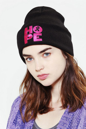 Young Survival Coalition X UO Hope Beanie