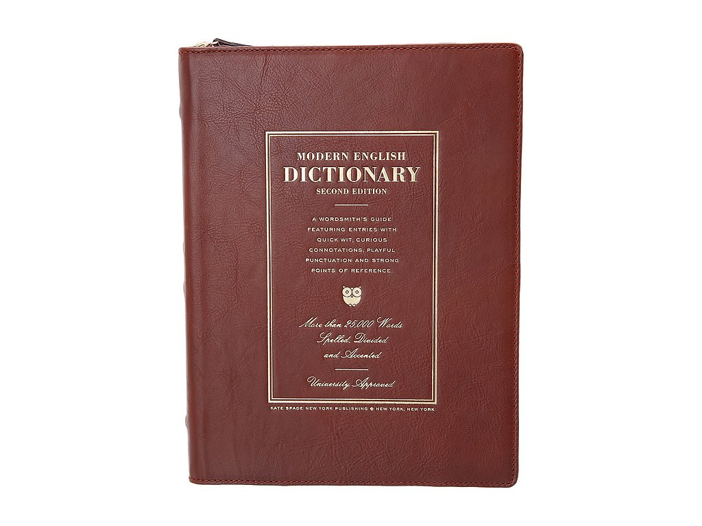 Dictionary Tablet Folio