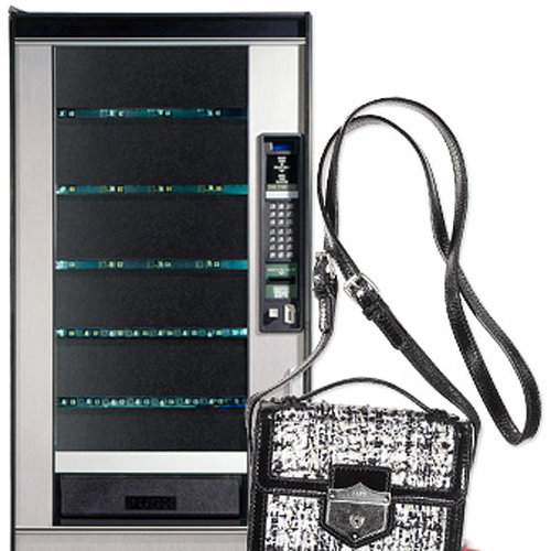 New Bag Vending Machines