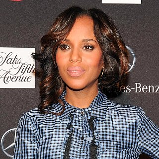 Kerry Washington Scandal Hair