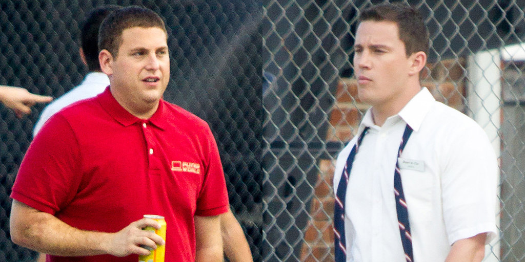 Channing Tatum and Jonah Hill Are Feelin' 22