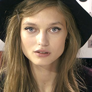 Zadig & Voltaire Spring 2014 Backstage Interview | Video