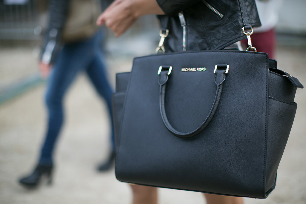 Keeping it classic with Michael Kors.
