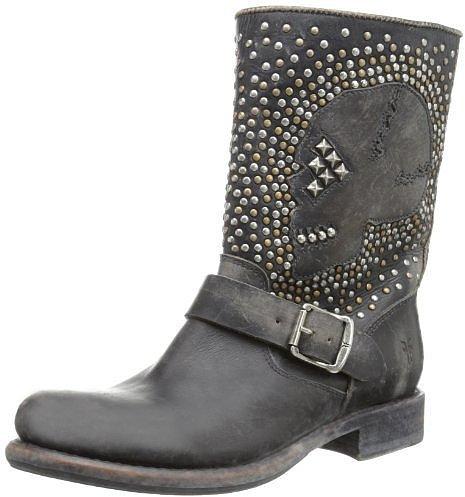 FRYE Women's Jenna Skull Boot