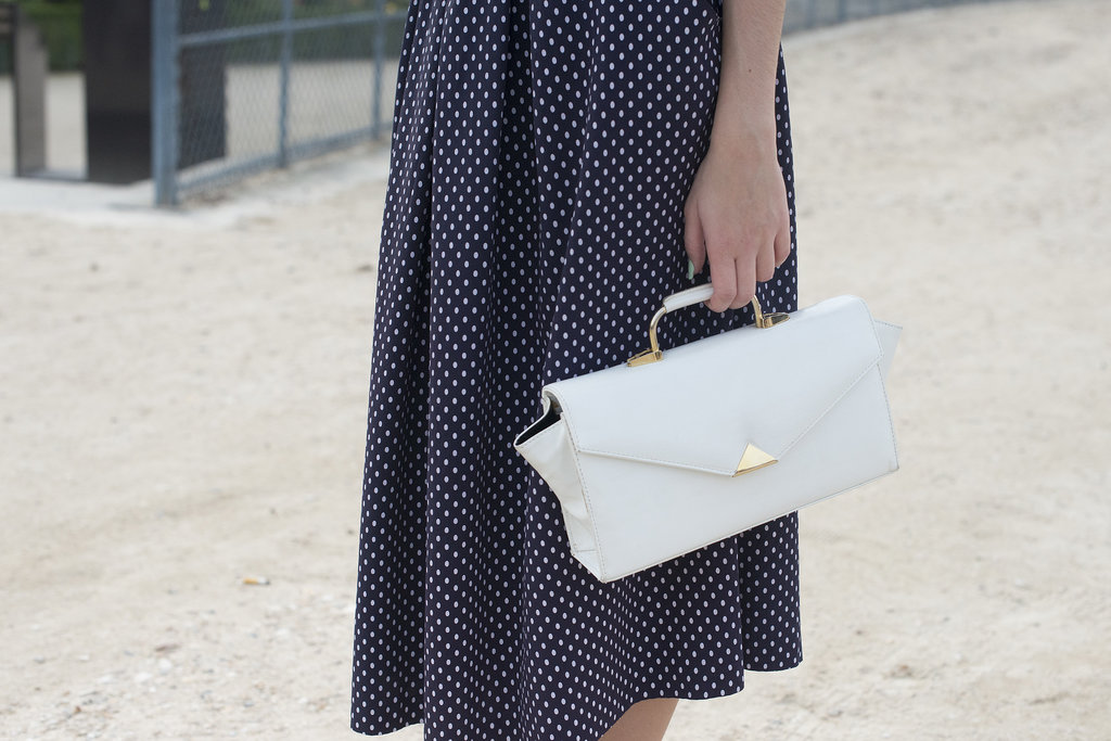 With this bag in hand, you're easily an accessory star.