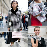 Street Style Shoes and Bags Paris Fashion Week Spring 2014