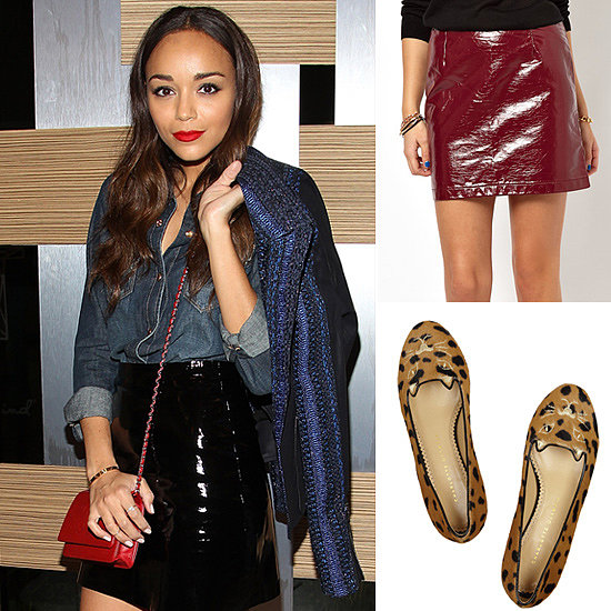 So, What Will Ashley Madekwe Be Wearing This Fall? We've Got Her List!