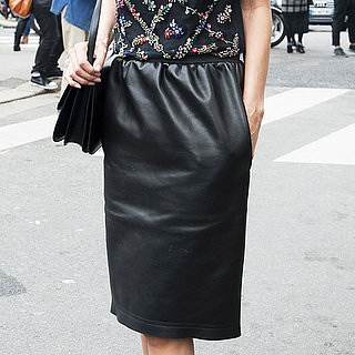 Leather Skirts For Every Budget