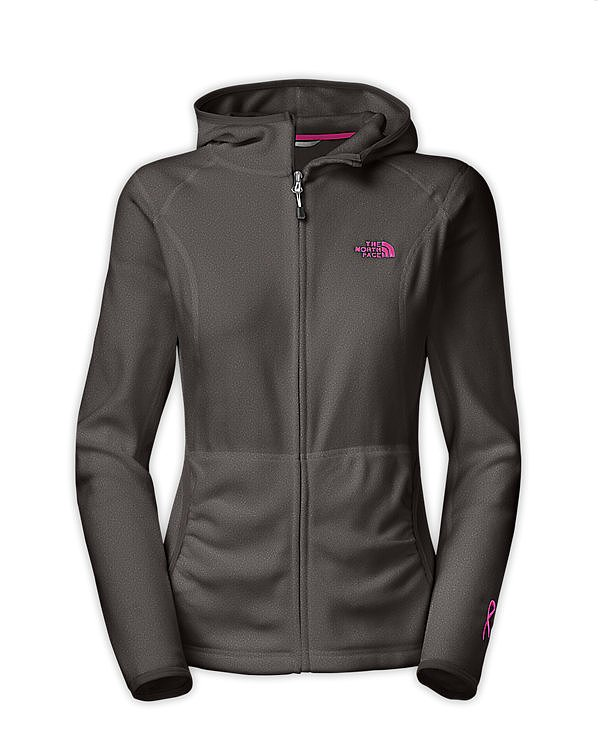 The North Face Pink Ribbon Masonic Hoodie