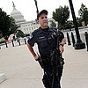 US Capitol on Lockdown