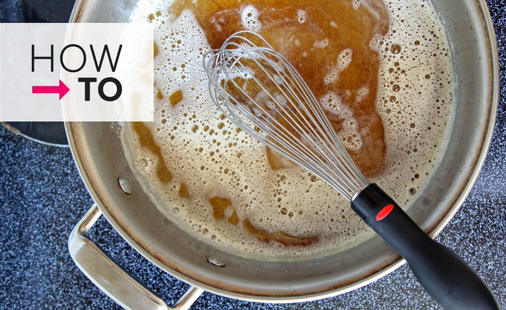 How to Brown Butter, in Pictures