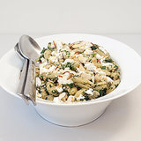 Pasta With Nettles and Feta