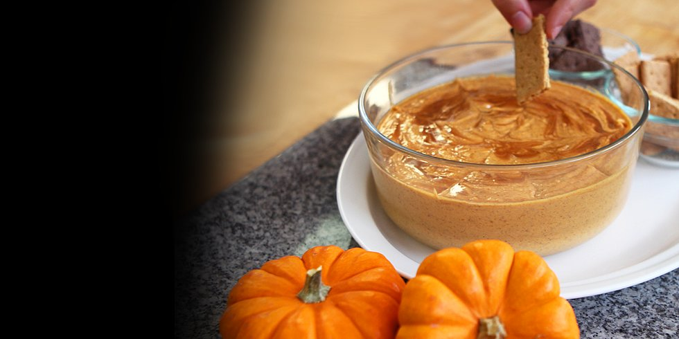 Ring In Autumn With Pumpkin Pie Dip