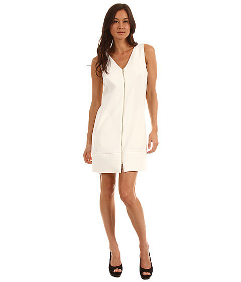Rachel Roy Zip-Front Dress