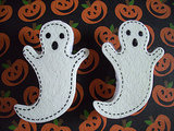 Glow-in-the-Dark Ghost Clips